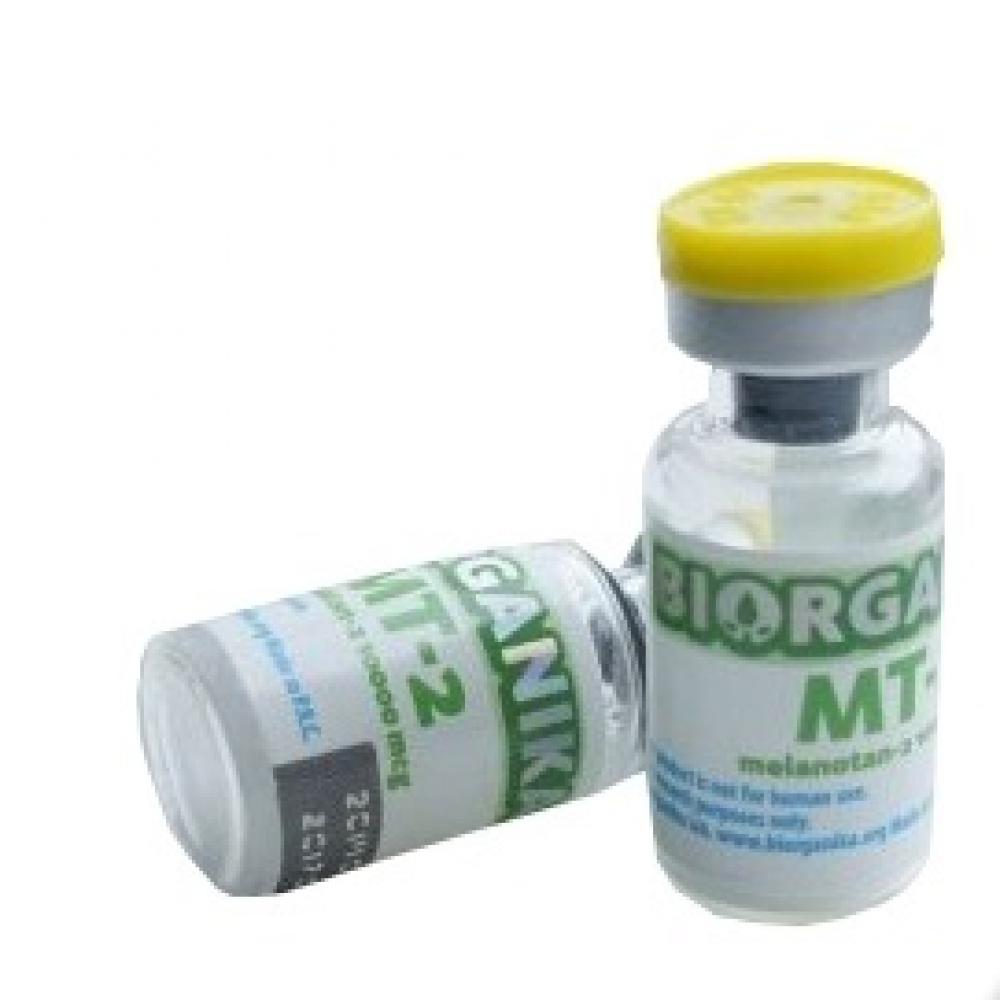 Пептиды Biorganika Melanotan 2 (10000 mcg)