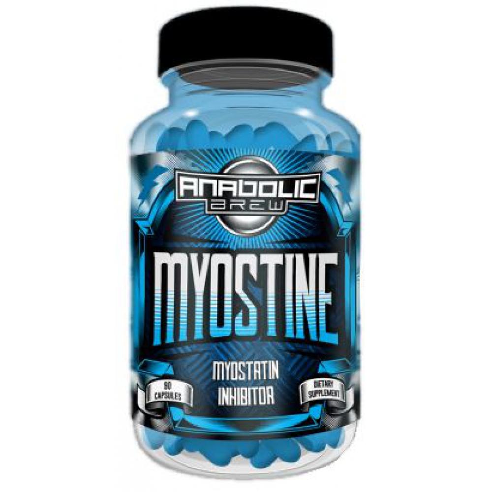 Myostine (Yk-11) Anabolic Brew 90 капсул